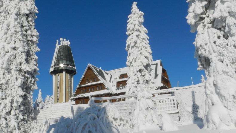 Kramářova chata Suchý vrch - ubytování Orlické hory